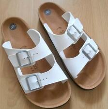 Birkenstock Synthetic Leather Shoes Strapped Sandals for Men
