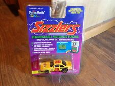 1996 PLAYING MANTIS SIZZLERS--PENNZOIL #30 CAR (NEW) JOHNNY BENSON