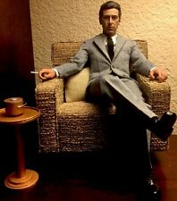 Yunsil Custom 1/20 Al Pacino Godfather 1/6 O Iminime Rainman  Young Capo + Chair