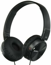 Sony MDRZX110NC Noise Cancelling Headphones - Black