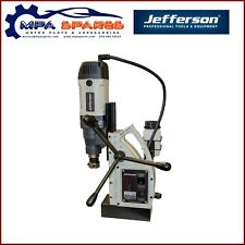 JEFFERSON 40mm INDUSTRIAL MAGNETIC DRILL - 1500W 800RPM 230V