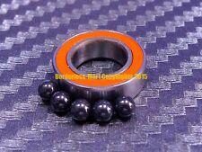 [QTY 4] SMR137-2RS (7x13x4 mm) Hybrid Ceramic Ball Bearing ABEC-7 ORANGE MR137RS