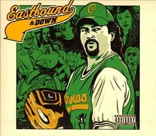 1 CENT CD Eastbound & Down [SOUNDTRACK] [PA] the black keys / the stooges / mc5