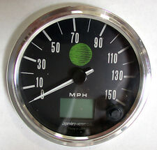 Norton Style Speedometer  GPS Motorcycles and Commando  Instrument Gauges