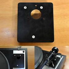 Rega RB 251 301 101 202 303 Armboard Plate THORENS TD 145 146 147 160 165 166