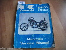 1985 1986 Kawasaki EN400 / 450 Service Manual