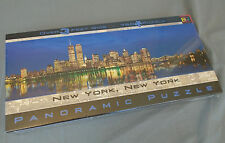 "BGI New York Panoramic Jigsaw Puzzle 750 Pieces 38.25"" x 11.25"""
