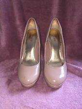 Nude heels Size 5 EURO 38 Barratts