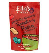Ella's Kitchen Tomato-Y Pasta With Plenty Of Veg Stage 3 From 10 Months 190G