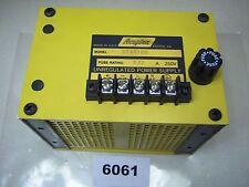 Acopian Power Supply U24Y100 1/2 A  250 V
