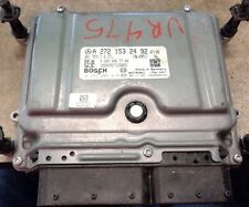 08-11 MERCEDES BENZ C300 ECU ENGINE COMPUTER CONTROL MODULE A2721532492 OEM OE