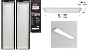 2 Artika FLP14-ON Skylight Flat Ultra Thin LED Panel Light White UPC084697902786