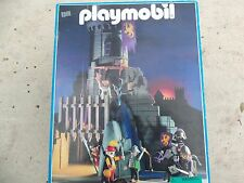 Playmobil #3665 Baron's Battle Tower Rare Collectors Item 1993 Unopened Box