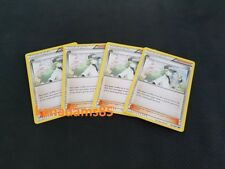 4 x Pokemon BW Dark Explorers N Supporter Trainer Cards 96/108
