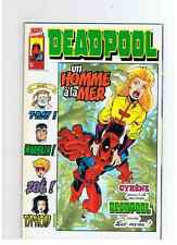 DEADPOOL 5 MARVEL FRANCE PANINI COMICS PREMIERE SERIE DE 1998 RARE COLLECTOR !!!