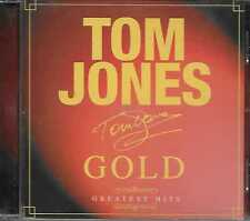 Tom Jones ‎– Gold - Greatest Hits CD 2000