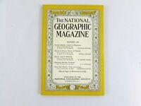 National Geographic Magazine October 1948 Volume XCIV Number 4