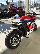 TEEN/KIDS 90CC 4 STROKE GAS MOTOR MINI SUPER POCKET BIKE X18 X19 GP - FREE S/H