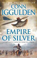 Empire of Silver (Conqueror, Book 4),Conn Iggulden- 9780007201815