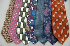 50 ARMANI Dior Brooks Brothers RALPH LAUREN DKNY Silk Mens Neck Ties NECKTIE LOT