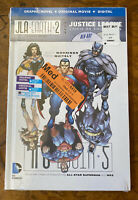 Justice League: Crisis on Two Earths (Blu-ray Disc, 2015, 2-Disc Set) Book