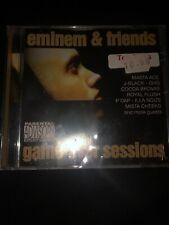 Game Over Sessions   Eminem & Friends  New, Sealed, 15 Tracks         F134