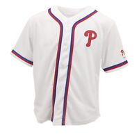 Philadelphia Phillies Official MLB Genuine Apparel Kids Youth Size Jersey New