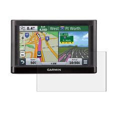 "3x Garmin Nuvi 56 56LM 56LMT 5"" GPS Clear LCD Screen Protector Shield Film"