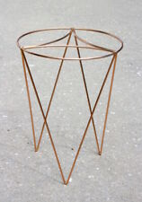 Hairpin Plant Stand Vintage Mid Century Modern Atomic Retro Style 1950s