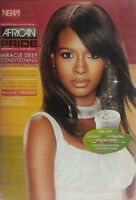 African Pride Miracle Deep Conditioning No Lye Relaxer System - Regular