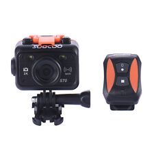 SOOCOO S70 2K HD Action Camera Portable 60M Waterproof  WIFI Sports Camcorders