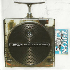 Zipgun – 8 Track Player     (Attention, this is a  cd from the band Zipgun)
