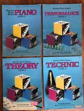 Bastien Piano Basics - Level 2 - Collection (1985, 1986)