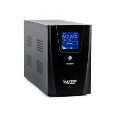 Ups 1000VA Gruppo Di Continuità  800W Onda Sinusoidale Pura Display LCD 3xUsb