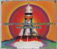 Raver's Nature Take off-Remixes (1995) [Maxi-CD]