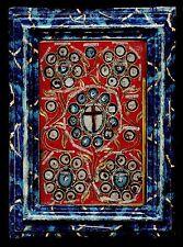 reliquary SS.LIBORII ATHANASII GREGORI AUGUSTINI SS.MART.JAPON 49 saints. 18Th.