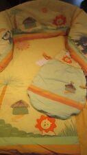 Parure de lit: Tour de lit, Gigoteuse, Edredon