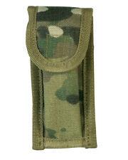 Kombat Camo Lock Knife & Multi-tool belt pouch MTP Multicam Army Hunting EDC