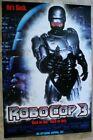 RoboCop 3 1994 Frank Miller Robert John Burke Mario Machado Video PROMO Poster