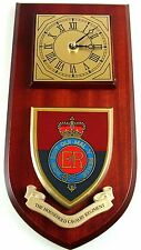 HOUSEHOLD CAVALRY CLASSIC STYLE HAND MADE TO ORDER  WALL CLOCK