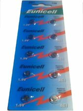 EUNCELL Lot de 20 Piles bouton AG1 LR621 164 364 531 1,5V alcaline