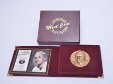 Cal Ripken jr. Highland Mint Magnum series bronze coin