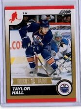 2010-11 SCORE ROOKIES AND TRADED GOLD TAYLOR HALL #560