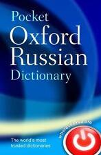 Pocket Oxford Russian Dictionary by Della Thompson