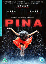PINA A FILM FOR PINA BAUSCH BY WIM WENDERS ARTIFICIAL EYE UK REGION 2 DVD NEW