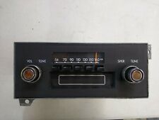 Very Rare 1970s Mopar Factory AM 8Track Radio Dodge Plymouth Chrysler Roadrunner