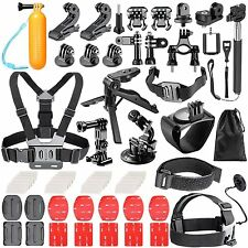 Neewer 62-in-1 Action Camera Accessory Kit for GoPro Hero 4/5 Session Hero 1/2/3