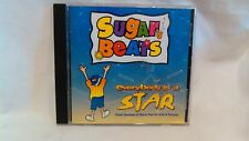 Sugar Beats Everybody Is A Star Fresh Versions Of Retro Pop For Kids      cd3522