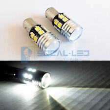 SOCAL-LED 1157 7W CREE Q5 5050 SMD LED Bulbs 6000K White Back up Light 1130 2357
