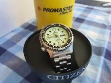 Citizen NY0040-50W Promaster Automatic FULL LUME Diver watch - Pari al nuovo
